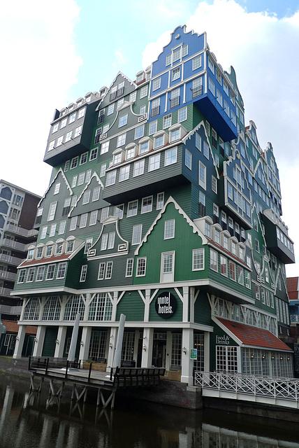 Nederland - Zaandam, Inntel Hotel