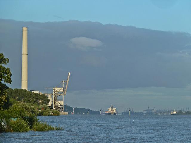 Kohlekraftwerk Wedel