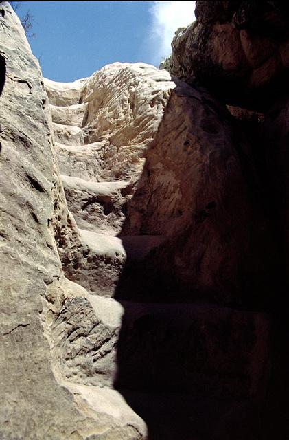 Acoma Pueblo Steps