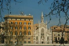 IT - Rome - Sacro Cuore del Suffragio
