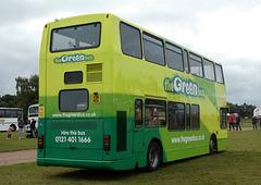 Green Transport 395 (V95 MOA) at Showbus - 29 Sep 2019 (P1040495)