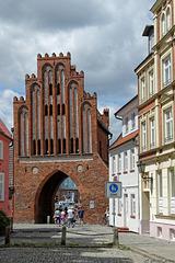 beim Wassertor Wismar (© Buelipix)