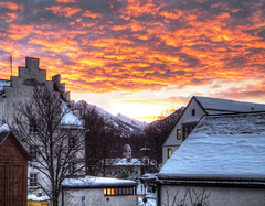 Winter  Sunset...  ©UdoSm