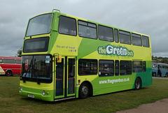 Green Transport 395 (V95 MOA) at Showbus - 29 Sep 2019 (P1040479)