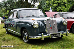 1956 Mercedes W128 - 238 XUT