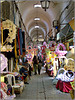 Tunisi : una galleria dedicata allo shopping nelle case della Medina