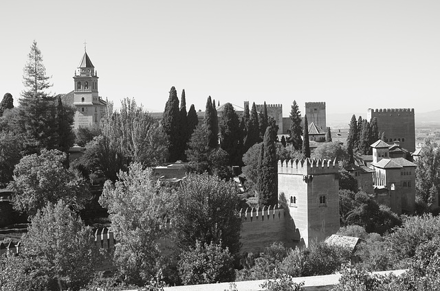 The Sultan's Palace - Alhambra