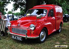 1969 Morris Minor Van - WLA 710G