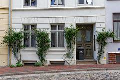Wismarer Fassaden (© Buelipix)