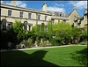 Hertford College Old Quad