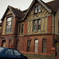 "The ""Haunted House"" of Westward Ho!"