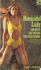 Day Keene - Homicidal Lady (Australian edition)
