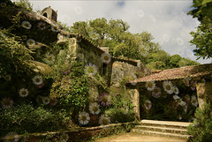 Sintra, Convento dos Capuchos, fantasy
