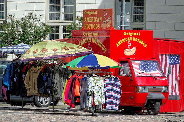 America meets Wismar (© Buelipix)