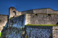 BESANCON: La Citadelle: La tour du roi. 01