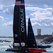 America's Cup Portsmouth 2015 Saturday Oracle 1