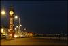 five o'clock in Weymouth