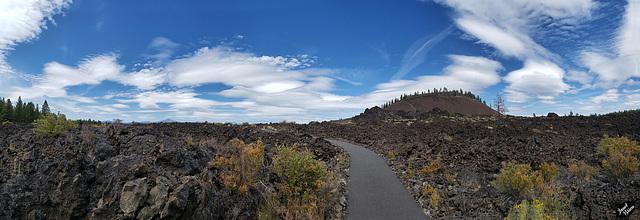 Lava Lands Interpretive Path (+7 insets!)