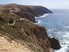 Porto Santo mid-northern coast.