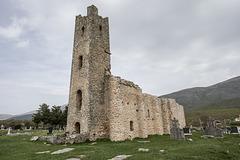 Crkva Sv. Spasa Cetina - Croazia