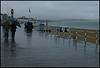 rainy promenade