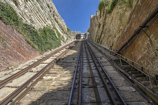 Hastings - East Hill Lift