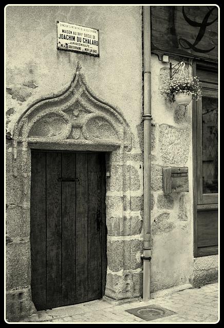 Maison Challard, La Souterraine 23300 Fr.