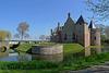 Nederland - Medemblik, Kasteel Radboud