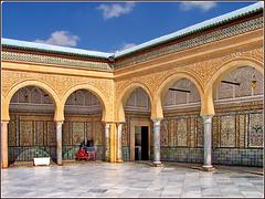 Kairouan : la moskea del barbiere