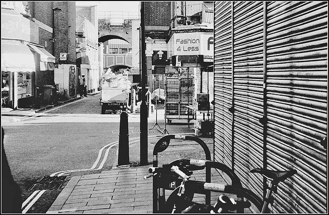 Electric Lane, Brixton SW9.