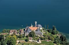 Abbaye de Hautecombe (73) 12 septembre 2007.