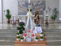 St. Barbara Maxhütte- Ostern
