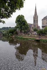 St John the Evangelist's Catholic Church, River Avon
