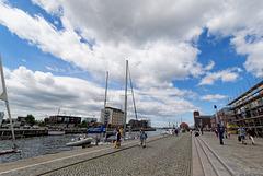 am Alten Hafen Wismar (© Buelipix)