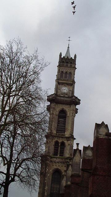 Valenciennes - décembre 2011