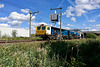 Work train VolkerRail Unimat 103