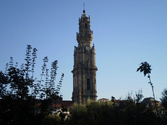 Clérigos Tower.