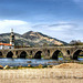 Ponte romana / medieval sobre o rio Lima
