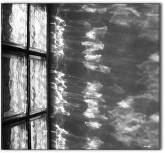 ...refraction of light...