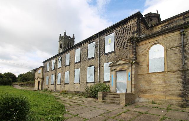 St Mary's Church, Illingworth, West Yorkshire