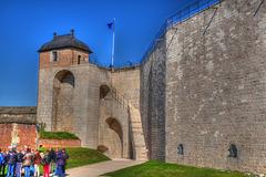 BESANCON: La Citadelle: La tour du roi.02