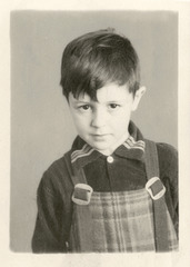 School Photo - Boy