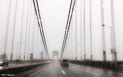 George Washington Bridge - Fort Lee, New Jersey