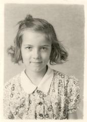 School Photo - Girl
