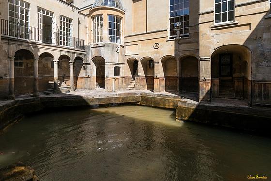 Bath: die heiße Quelle (PiP)