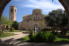 Kloster des Heiligen St. Barnabas - Salamis (Zypern)