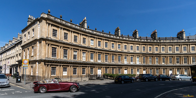 The Circus in Bath (2*PiP - clickable!)