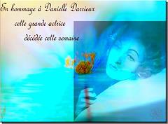 En hommage à Danielle Darrieux dont je viens d'apprendre la disparition
