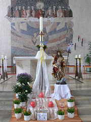 Ostern in St. Barbara