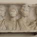 Funerary Relief in the Palazzo Altemps, June 2012